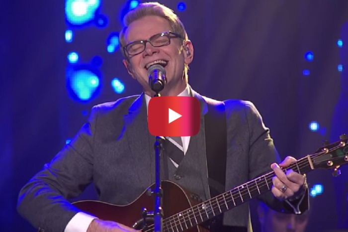 "The story behind Steven Curtis Chapman's ""I Will Be There"" is so touching"
