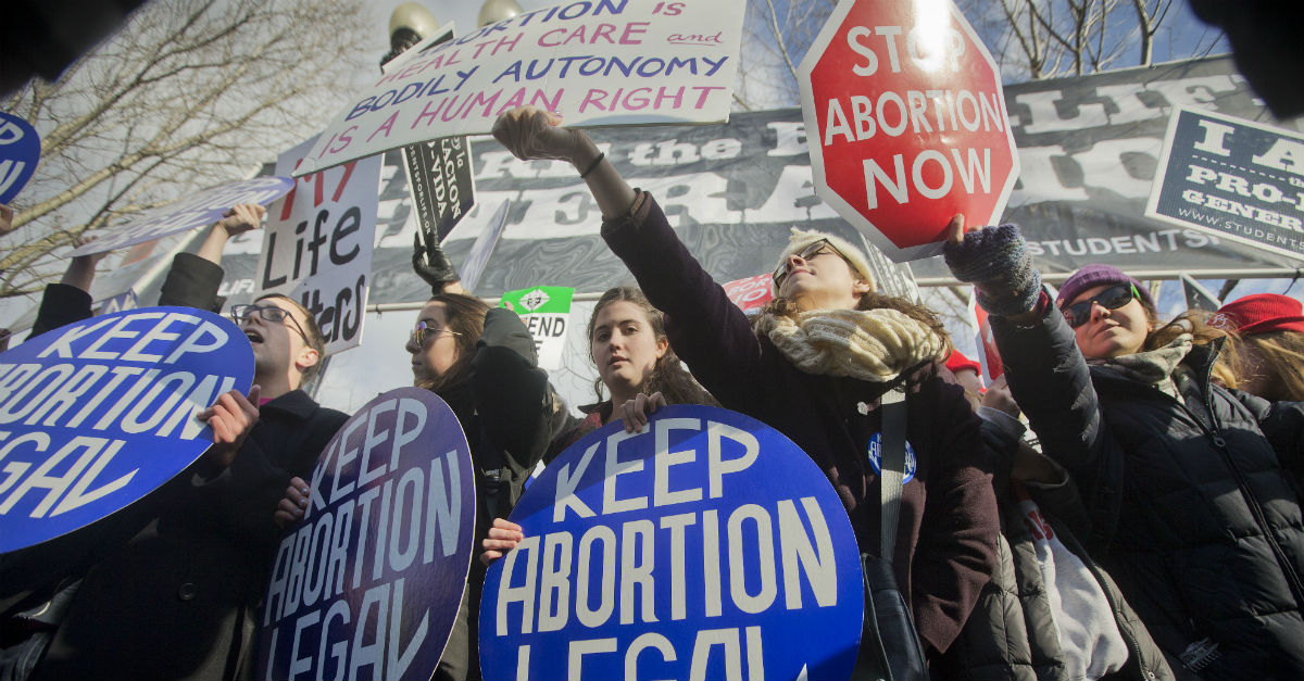 Pro-lifers should be proud they were disinvited from that feminist march