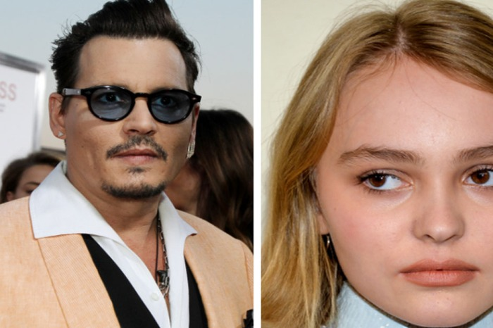 After watching his daughter's rise to fame, Johnny Depp offered this advice to parents