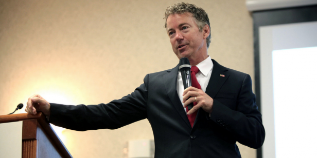"The mainstream media shamelessly, wildly speculates on the ""mystery"" cause of Rand Paul's injuries"