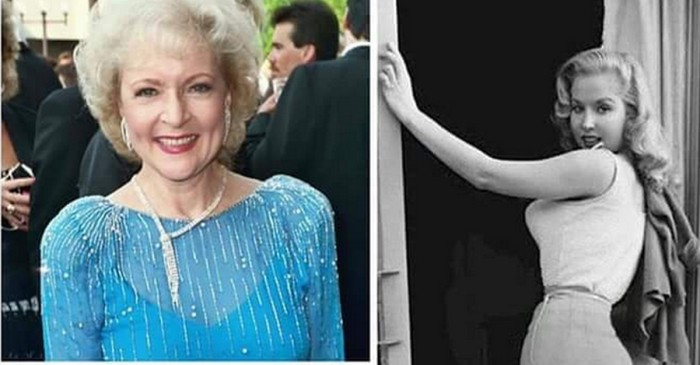 "This throwback picture of ""Betty White"" went viral except there was one small problem"