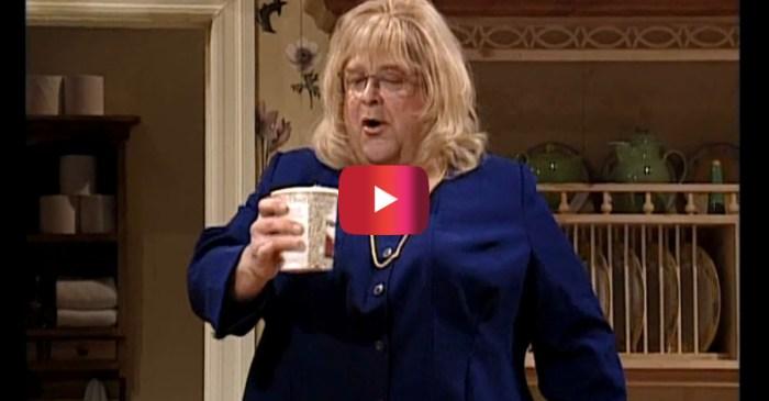 John Goodman's Linda Tripp impression is still one of the funniest SNL moments ever