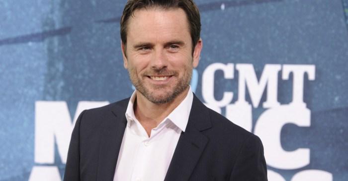 """Nashville"" star Charles Esten hints at happier storyline to come"