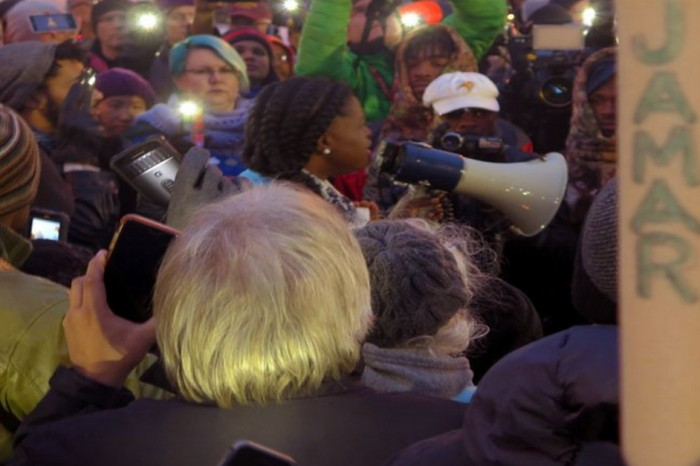 """Racial tensions surge in Minnesota after five Black Lives Matters activists shot by """"people who shouldn't be there"""""""