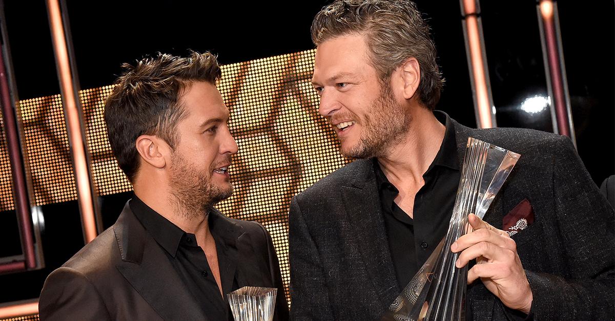 Luke Bryan gives his honest opinion on Blake Shelton's girlfriend, Gwen Stefani