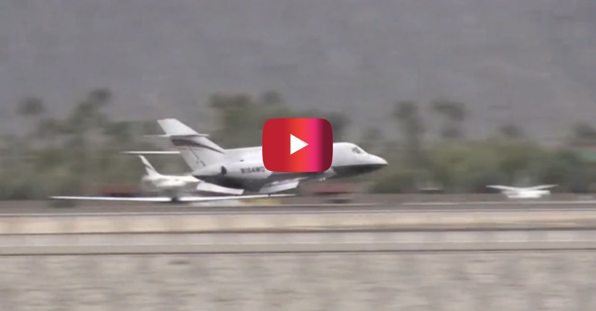 Following a plane malfunction, the pilot was forced to make this dangerous emergency landing