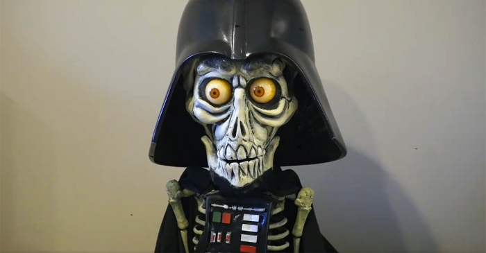 Jeff Dunham's Hilarious Take on Star Wars Is the Best Thing You'll See Today