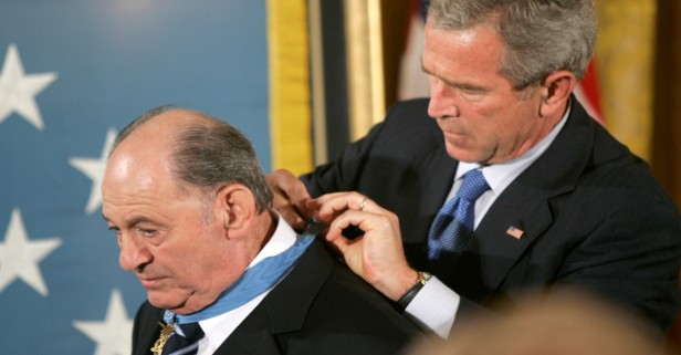 Holocaust survivor and Medal of Honor recipient Tibor Rubin has died at 86