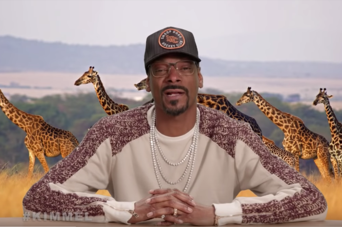 Snoop Dogg Hilariously Narrates This Insane Nature Video