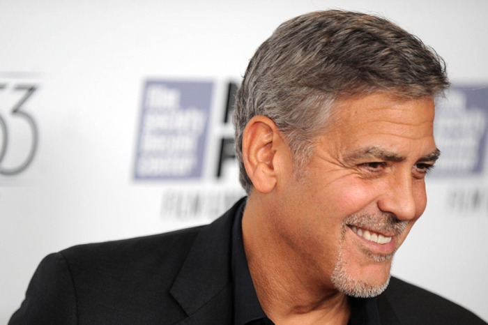 "George Clooney calls fatherhood a ""new adventure"" while opening up about his twins"