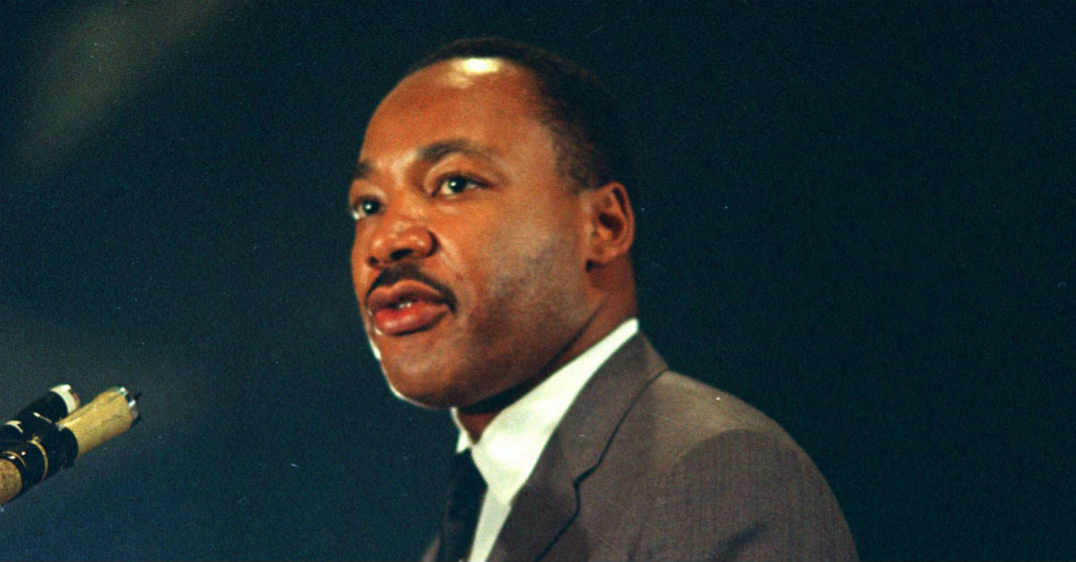 Martin Luther King was targeted by the NSA