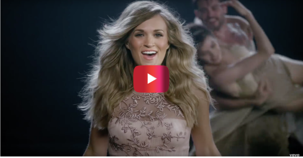 Let Carrie Underwood take you to church with one of her most uplifting songs ever