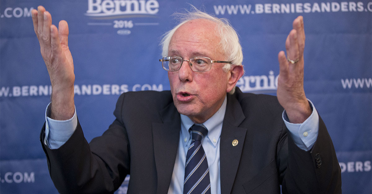 2016 was a good year for Bernie Sanders, who bought his third house and made over $1 million