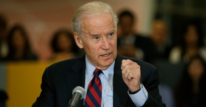 "Joe Biden says liberals who want to suppress free speech have ""very short memories"""