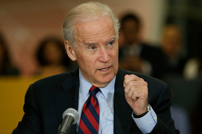 "Joe Biden says liberals who want to suppress free speech have ""very short memories"""