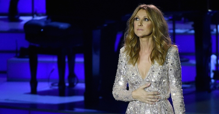 "Céline Dion thanks her good friend for being there during a ""rough time"""