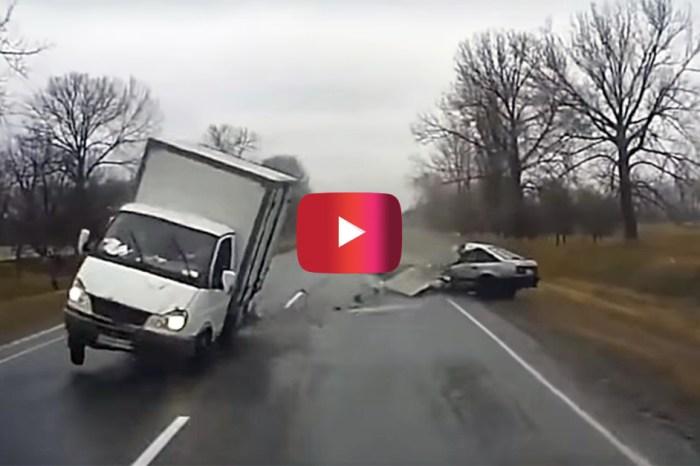 A new crash compilation for your enjoyment