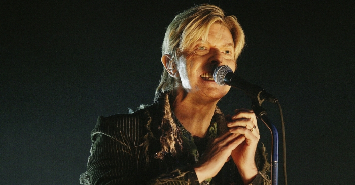 According to reports, this is when David Bowie learned his cancer was terminal just months before he died