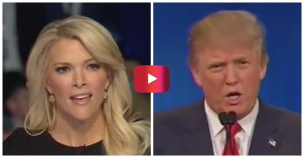 "Donald Trump said Megyn Kelly was bleeding ""out of her wherever,"" but here's what was really going on"