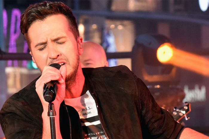 Luke Bryan's hot new haircut may be the best part of the new year
