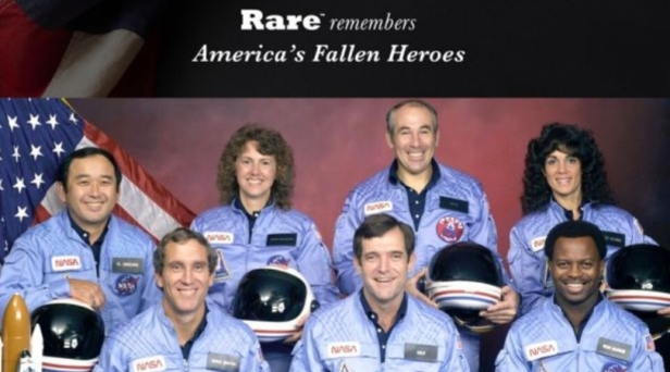 Remembering NASA's Challenger Explosion 34 Years Later