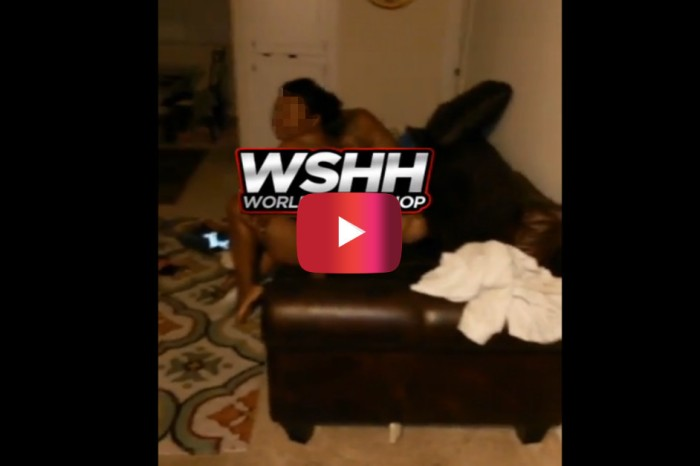 A husband came home to find his wife and some dude naked on the couch — he handled it surprisingly well
