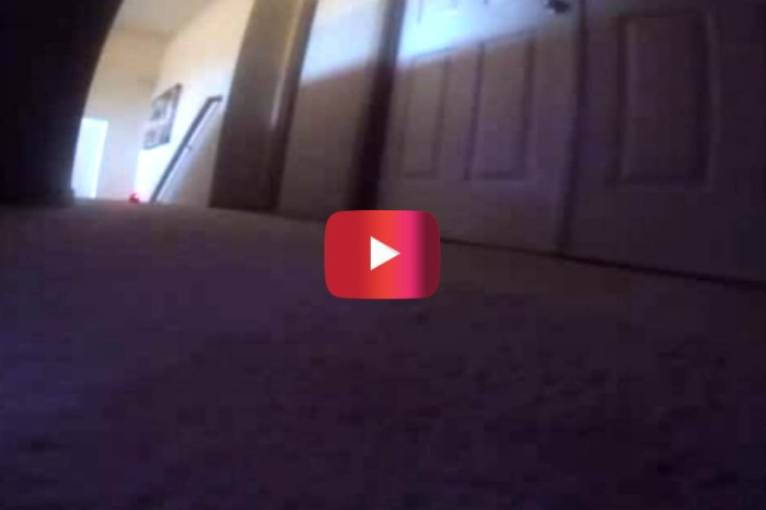 Man Captures Terrifying Evidence of Poltergeist in His Home, Paranormal Investigators Confirm It