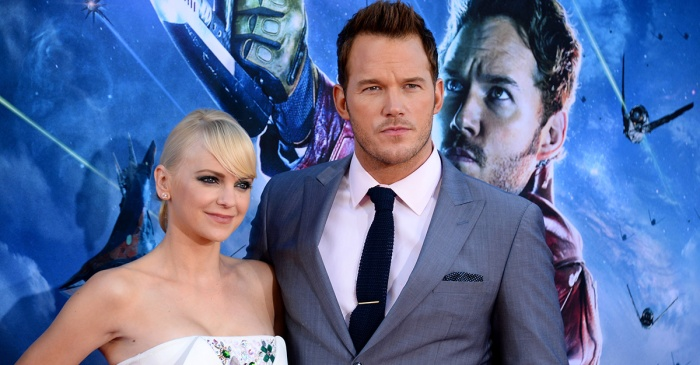 Anna Faris gave a fan heartfelt relationship advice in the wake of her split from husband Chris Pratt