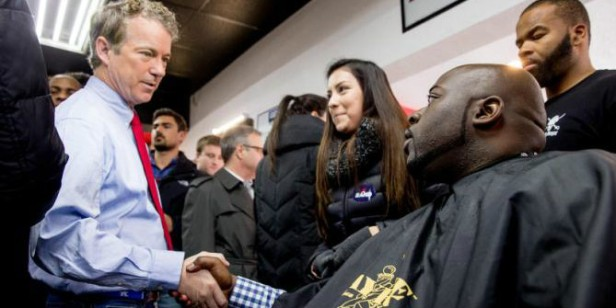 As a black Republican, Rand Paul leaving the race is a huge loss