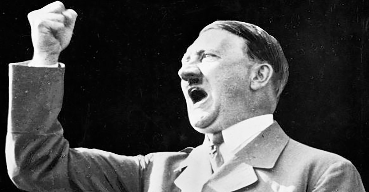 Somebody just paid a lot of money for Adolf Hitler's underwear