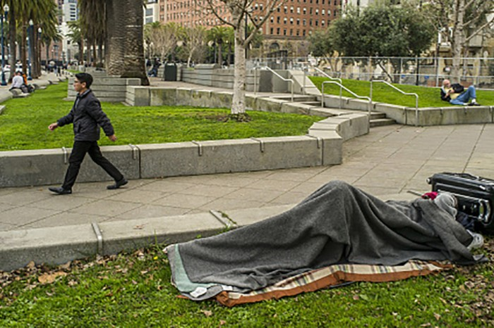 Federal judge issues temporary order blocking Houston homeless ordinance