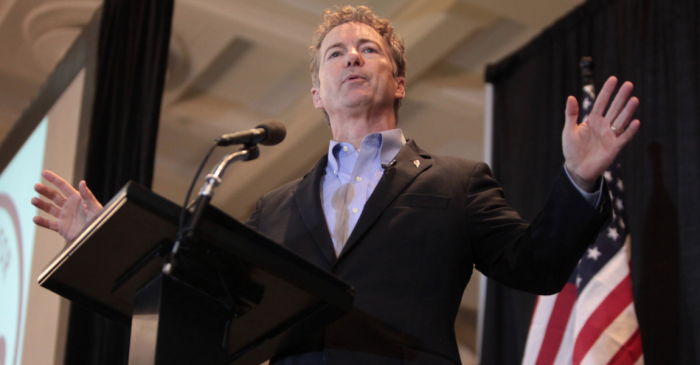 Rand Paul says it's time to cut aid to Pakistan