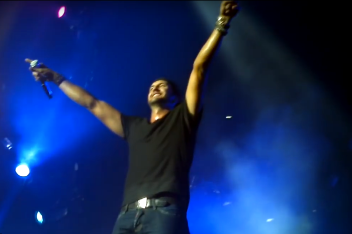 Luke Bryan puts a little bit of country faith into Journey's most romantic ballad