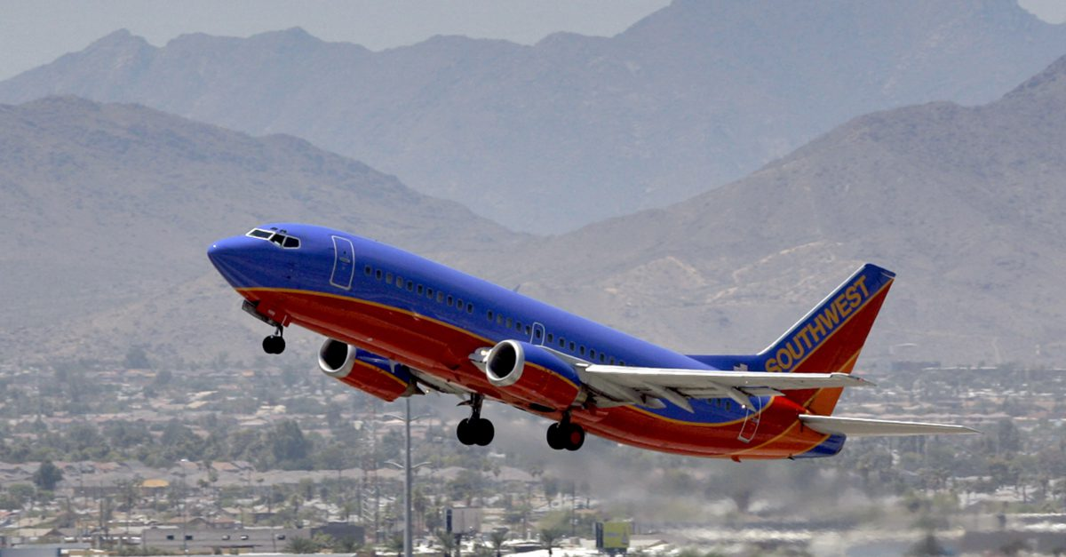 Southwest is running a 3-day sale Houstonians will want to get away for