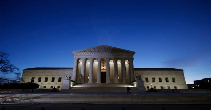 SCOTUS makes big decision about transgender bathroom rights case
