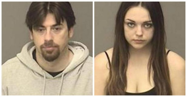 Not one but two teachers, boyfriend and girlfriend, are accused of having sex with students in a truly bizarre case