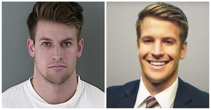 After disturbing rape accusation, weatherman's future partly cloudy