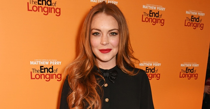 Lindsay Lohan speaks out on Donald Trump; she wants to meet the President