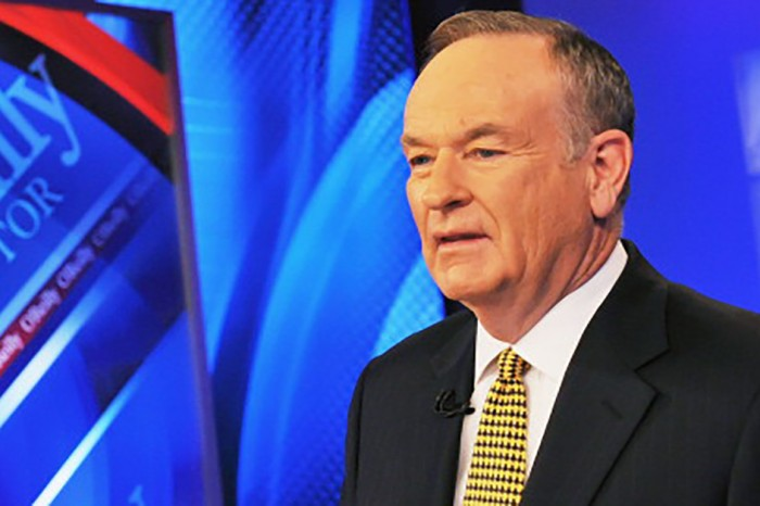 Bill O'Reilly is testing his newest news media venture, and he wants feedback from the public