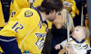 Carrie Underwood Mike Fisher hockey