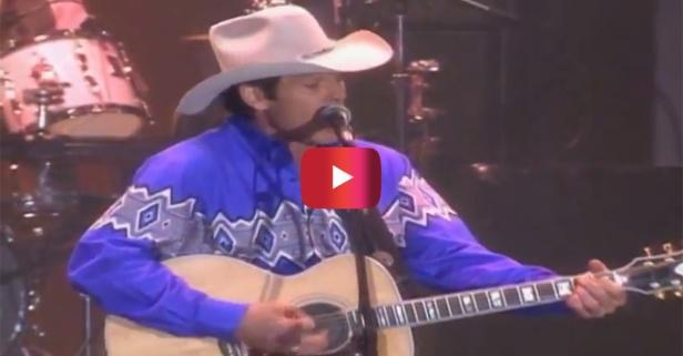Fans come together to mourn the anniversary of the death of a rodeo and country legend
