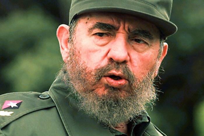 Cuba's Fidel Castro is dead