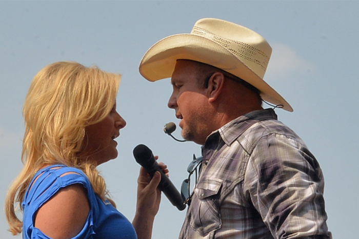 Trisha Yearwood just dished on the secret that keeps her and Garth Brooks' love alive