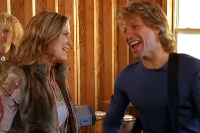 Flashback to the time when Bon Jovi called on Jennifer Nettles to unleash his country side