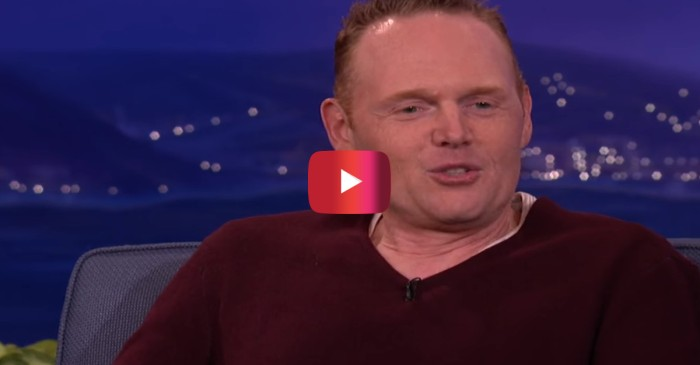 Bill Burr on why he loves getting drunk and how it is so hard to stay sober in America