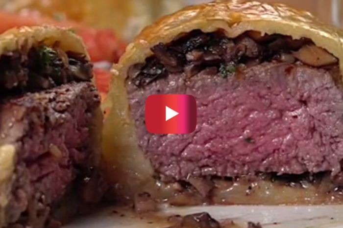 Impress your friends by serving these mini beef Wellingtons