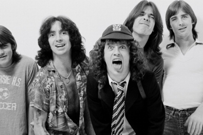 Mourning the loss of a great, Houston is still thunderstruck by this 1983 AC/DC concert