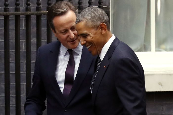 Barack Obama should butt out of Britain's European Union debate