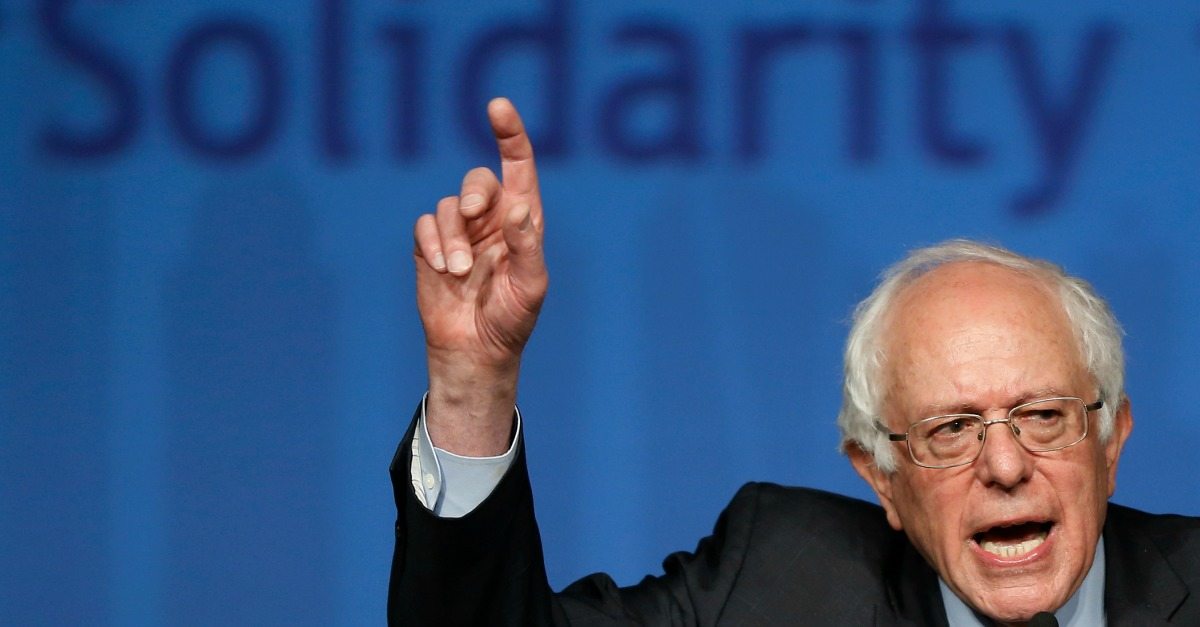 """Bernie Sanders reacts to Senate Republicans' Obamacare replacement bill: It's """"even worse than expected"""""""