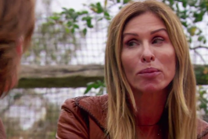 Two RHONY frenemies finally sat down to talk for the first time and battle lines are drawn